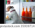 midnight hungry dog 35939714