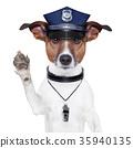 police dog 35940135