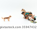 sexagenary cycle, figurine, 12 animals of the Chinese zodiac 35947432