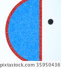 冰 冰球 曲棍球 35950436