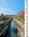 맑은 가을 하늘의 비와코 35952208
