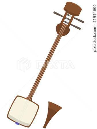 樂器系列三味線 35954600