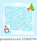迷宫 游戏 矢量 35968744