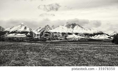 Lomnicky peak, High Tatras, Slovakia 35978350
