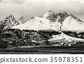 Lomnicky peak, High Tatras, Slovakia, colorless 35978351