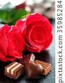 초콜릿 35985284