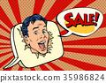 sale face person 35986824
