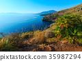 Zingaro sea coast, Sicily, Italy 35987294