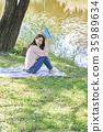 閱讀 女子 女性 35989634