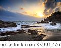 sunset sunsets coast 35991276