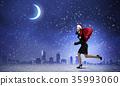 Santa is coming 35993060