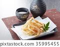 튀김, 덴푸라, 술 35995455