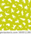 可爱的小狗图案 36001196