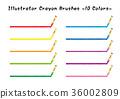 蜡笔刷材料 36002809