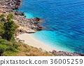 Sea bay in Zingaro Park, Sicily, Italy 36005259