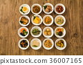 配菜 食物 食品 36007165