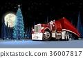 เวกเตอร์,ซานต้า,คริสต์มาส 36007817