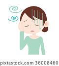 head spinning, female, females 36008460