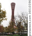 港口了望塔 神户港 神戸中突堤 36010396
