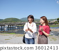 여자 여행 교토 관광 아라시야마 36012413