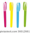 펜 일러스트 36012661