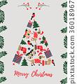 คริสต์มาส,คริสมาส,เวกเตอร์ 36018967