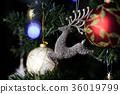 christmas, decoration, ornament 36019799