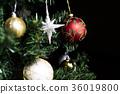 christmas, decoration, ornament 36019800