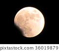 Or Yehuda beginning of the lunar eclipse June 2011 36019879