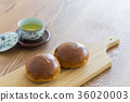 anpan, bread, bread filled with sweet bean paste 36020003