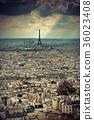 Paris Rooftop 36023408