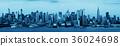 New York City skyscrapers 36024698