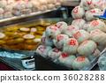 台灣 夜市 城隍廟夜市 新竹 肉圓 旅遊景點 逛街 市場 名產 小吃 街道 路邊攤 美食 傳統小吃 36028288