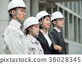 business man, blue collar worker, laborer 36028345