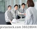 blue collar worker, laborer, a meeting 36028644
