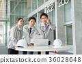 蓝领工人 工人 建筑业 36028648