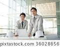 businessman, blue collar worker, laborer 36028656