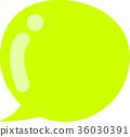 blowoff, speech bubble, speech balloon 36030391