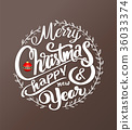 Greeting card template 36033374
