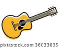 吉他 原聲吉他 弦樂器 36033835