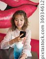 女生 女孩 女性 36034612