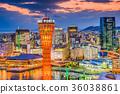 Kobe, Japan Port Cityscape 36038861