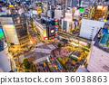 Shibuya, Tokyo, Japan 36038863