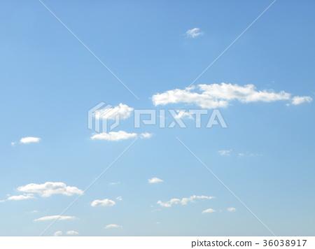 푸른 하늘, 파란 하늘, 청색 36038917