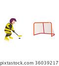 冰球 曲棍球 男孩 36039217