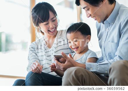 家庭(智能手機) 36039562