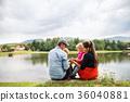 family, parents, child 36040881