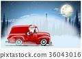 เวกเตอร์,ซานต้า,คริสต์มาส 36043016