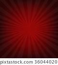 background burst radial 36044020