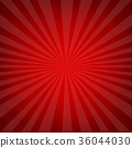 background ray radial 36044030